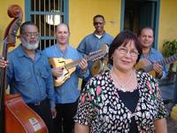 Homenajeado el Quinteto Criollo en sus 15 años de vida