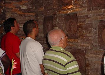 Intensa jornada de intercambios de ex agentes de la Seguridad del Estado cubano en Santa Clara
