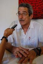 Asiste el cineasta Fernando Pérez a espacio de debate de la UNEAC en Santa Clara